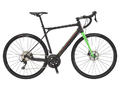 Rower GT Grade Carbon 105 raw/neon green 2017-19756