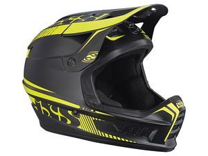Kask IXS Xact Downhill black/lime