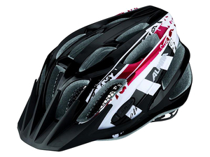 Kask Alpina FB Junior 2.0 2018 MTB/ATB black/white/red 50-55cm