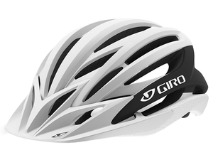 Kask MTB Giro Artex Integrated MIPS Matte White / Black