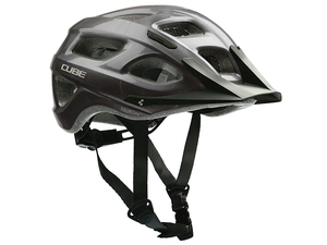 Kask Cube Tour Lite black metallic