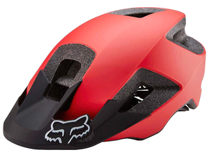 Kask Fox Ranger MTB red/black