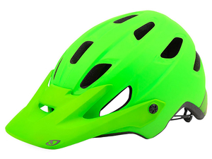 Kask MTB Giro Chronicle Integrated MIPS Matte Lime/Black