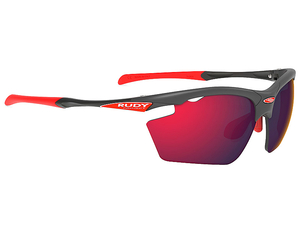 Okulary Rudy Project Agon Graphite - RP Optics Multilaser Red