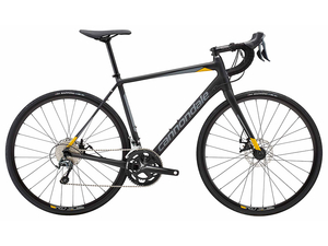 Rower Cannondale Synapse Disc Tiagra black 2018