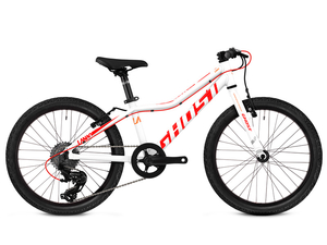 "Rower Ghost Lanao R1.0 20"" white/red/orange 2019"