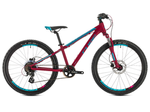Cube Access 240 Disc girl berry'n'aqua'n'pink 2020