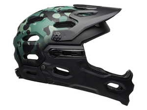 Kask Bell Super 3R MIPS oak matte black greens
