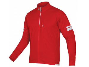 Kurtka Endura Windchill Jacket Red męska