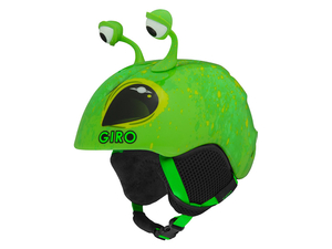 Kask nar. Giro Launch Plus Bright Green alien S