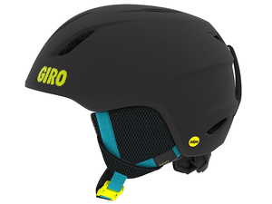 Kask nar. Giro Launch Matte Black Sweet Tooth S