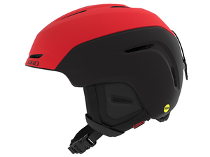 Kask nar. Giro Neo matte bright red black
