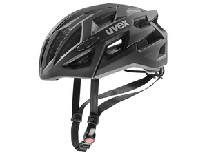 Kask  Uvex race 7 black