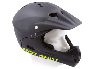 Kask Author Hot Shot czarny mat 54-58cm