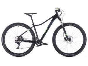 Cube Access WS Race black'n'green 27,5'' 2020