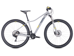 Cube Access WS Race grey'n'lime 27,5'' 2020