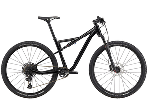 Rower Cannondale Scalpel Si 29'' 6 black 2020