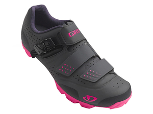 Buty Giro Manta R dark shadow bright pink  damskie