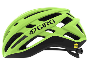 Kask Giro Agilis highlight yellow  szosowy