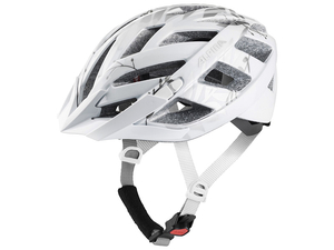 Kask Alpina  Panoma 2.0  White -Silver Leafs