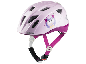 Kask Alpina Ximo Flash Happy Owls