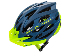 Kask Meteor Marven Navy blue/green