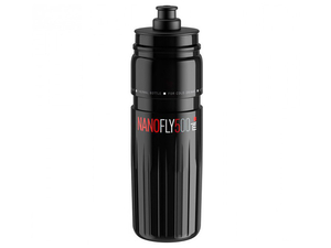Bidon Elite Nano Fly Black 500ml