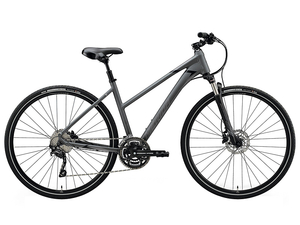 Rower Merida Crossway 300 Lady dark grey 2020