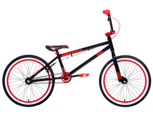 Rower Tabou 20 BMX Gravity 2.0 black/red 2020