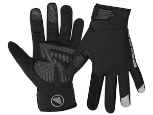 Rękawice Endura Strike Glove black