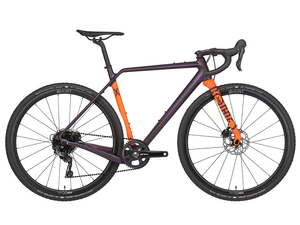 Rower Rondo Ruut CF X EggPlant/Orange 2021r.