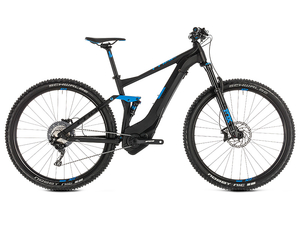 Rower Cube Stereo Hybrid 120 Race 500 29 black 'n' blue 2019