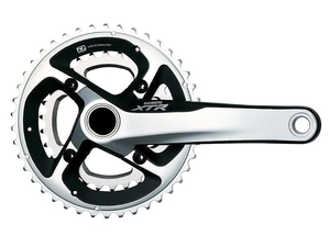 Mechanizm korbowy Shimano FC-M985 10rz, 175mm