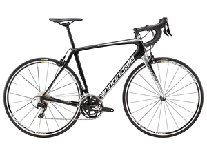 Rower Cannondale Synapse Carbon 105 black 2018