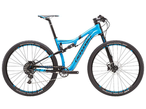 "Rower Cannondale Scalpel 29"" Carbon 2 blue 2016"