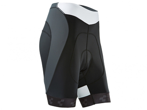 Spodenki Cube Blackline WLS S black/grey/white lad