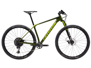 Rower Cannondale F-Si 29 Carbon 3 green 2019