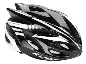Kask Rudy Project Rush black/white r.S