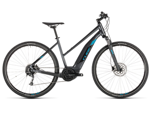 Rower Cube Cross Hybrid ONE 500L iridium/blue 2019