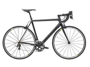 Rower Cannondale SuperSix Evo Carb.105 blk  2017
