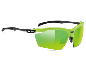 Okulary Rudy Project Agon R.Pro Green/Blk MLS gree