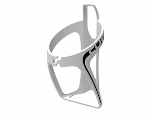 Koszyk bidonu Cube HPP Bottle Cage white/black