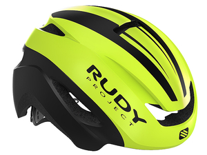 Kask Rudy Project Volantis szosowy yellow fluo/black