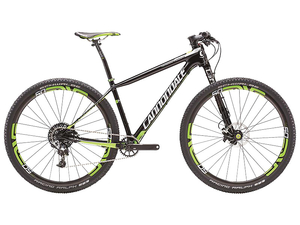Cannondale F-Si Hi-MOD TEAM 29 jet black 2016