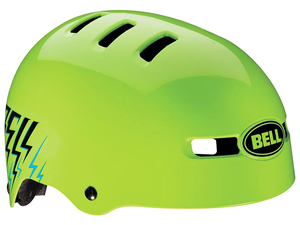 Kask Bell Fraction zielony r.S