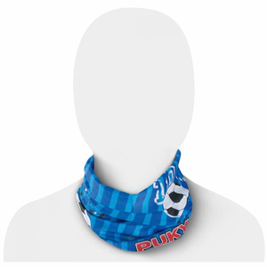 Chusta/ Bandana Puky blue football