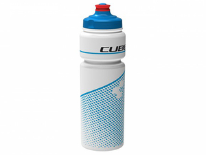 Bidon Cube Bottle Icon 0.75L 13036-41 white/blue