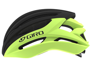 Kask szosowy Giro Syntax Highlight Yellow Black