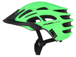 Kask Axon Chopper MTB zielony