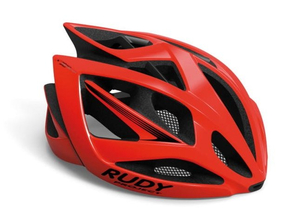 Kask szosowy Rudy Project Airstorm Fire Red Shiny